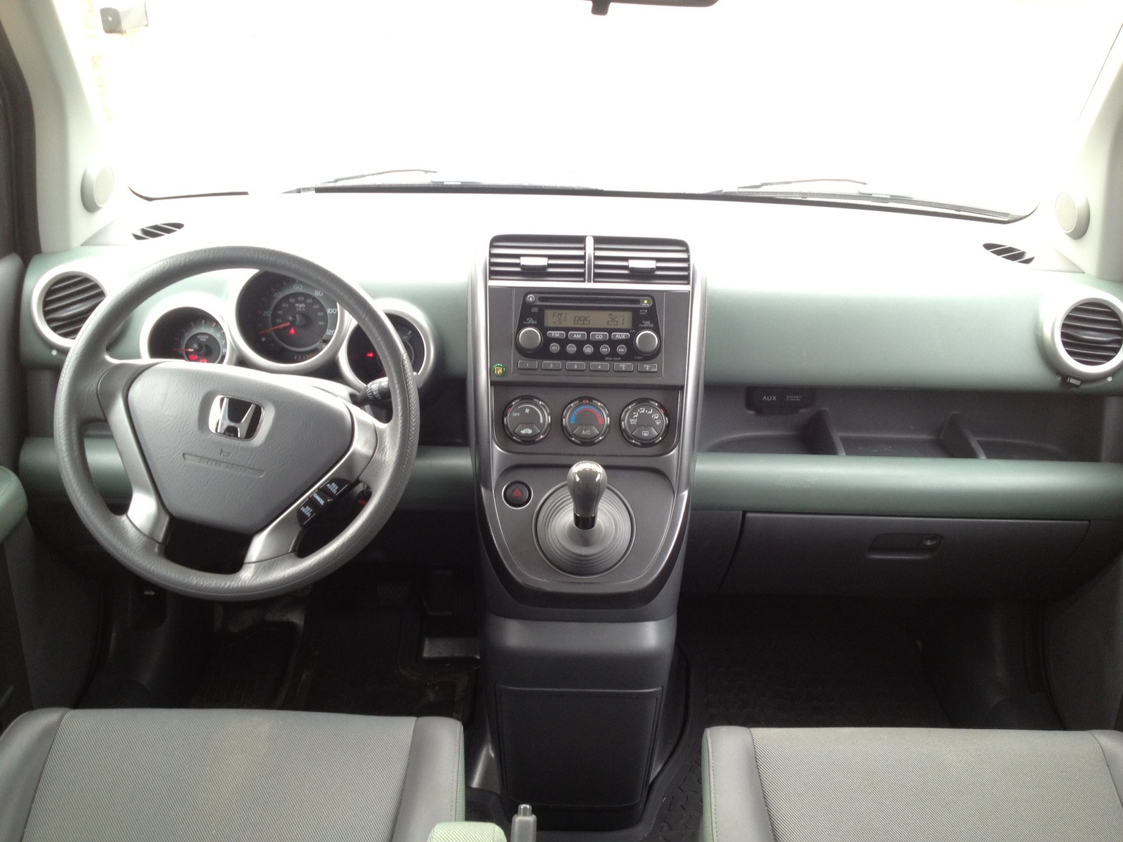 2004 Honda Element Interior Pictures Cargurus