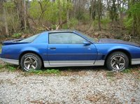 1989 Pontiac Firebird Overview
