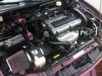 Picture of 1998 Mitsubishi Eclipse GSX Turbo AWD, engine