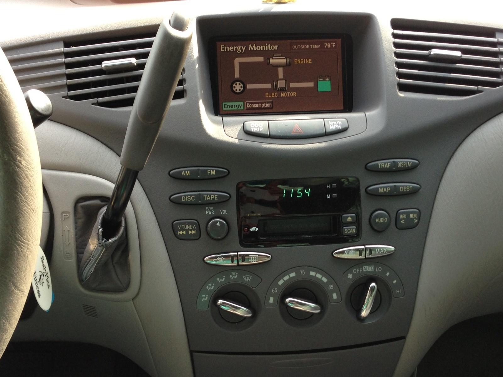 Toyota Prius Base Pic