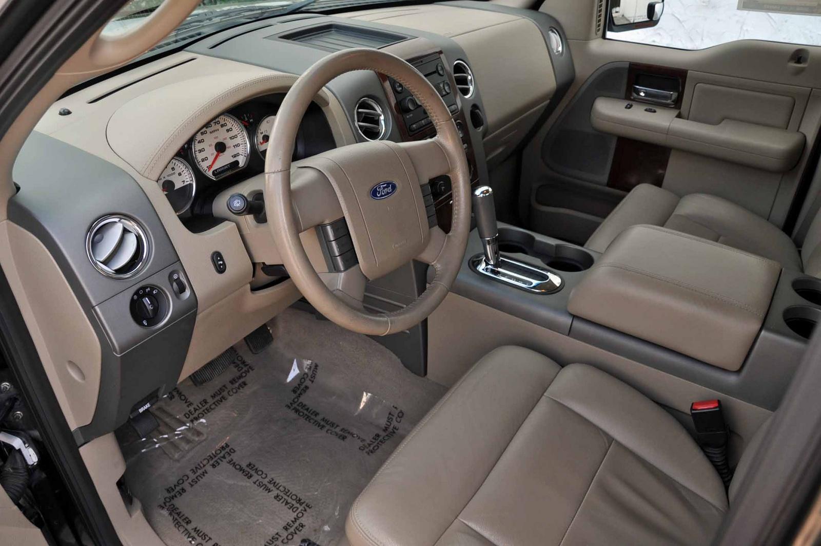 Ford F Lariat Supercrew Pic