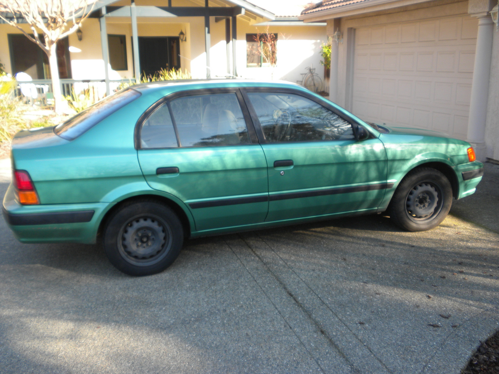 Picture of 1997 Toyota Tercel 4 Dr CE Sedan
