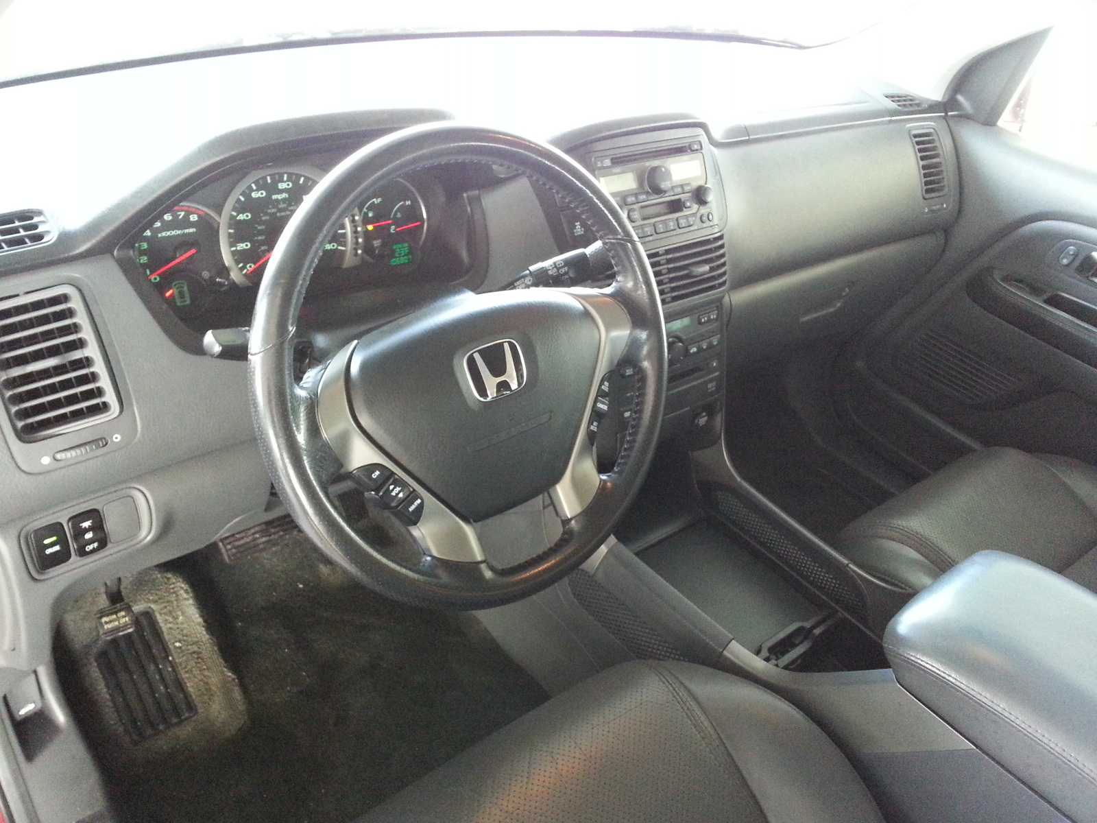 2003 honda pilot suv consumer reviews autos. Black Bedroom Furniture Sets. Home Design Ideas
