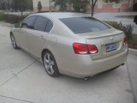 2006 Lexus GS 430 Base picture, exterior