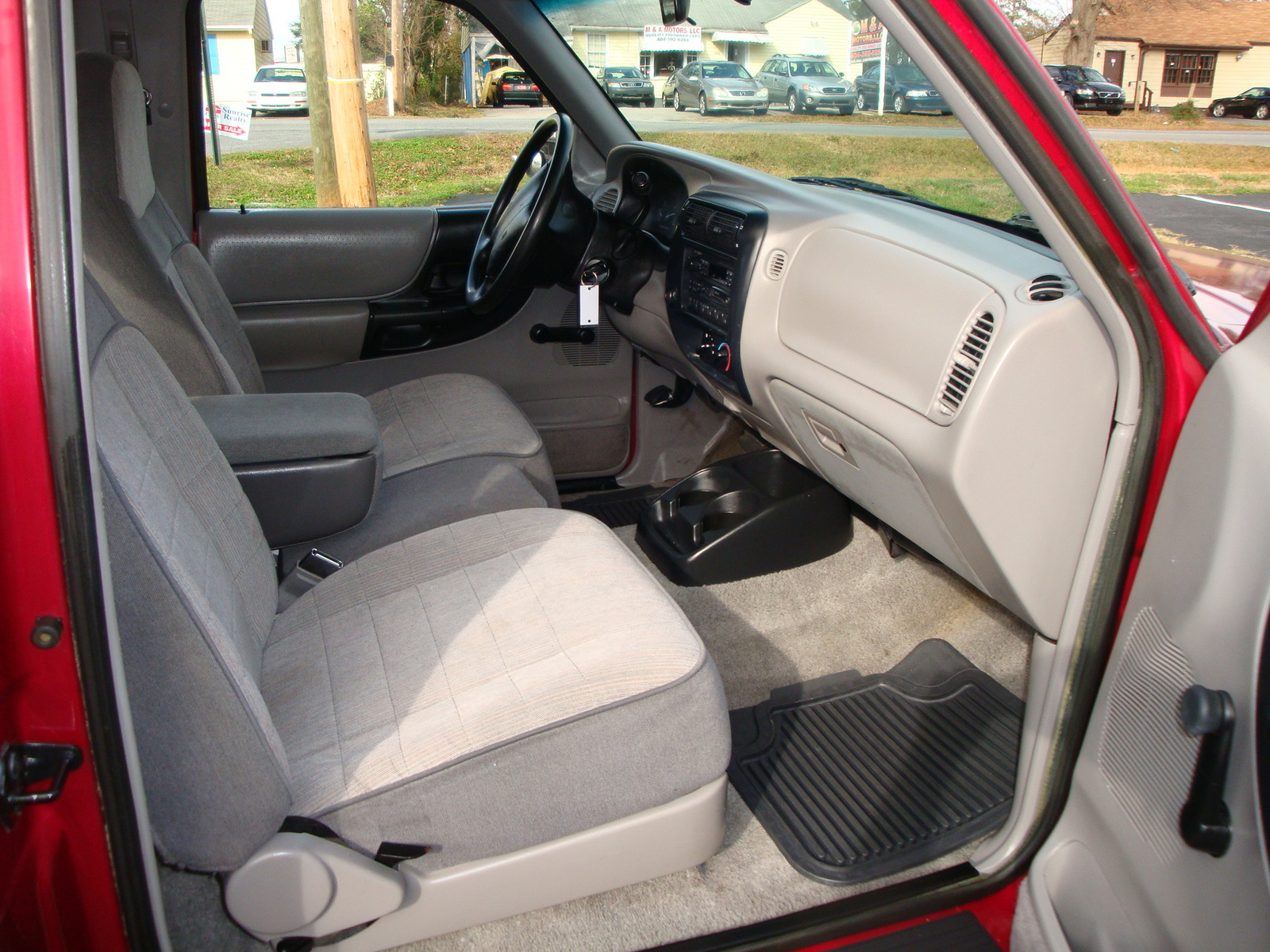 Picture of 1995 Ford Ranger 2 Dr XLT Extended Cab SB, interior