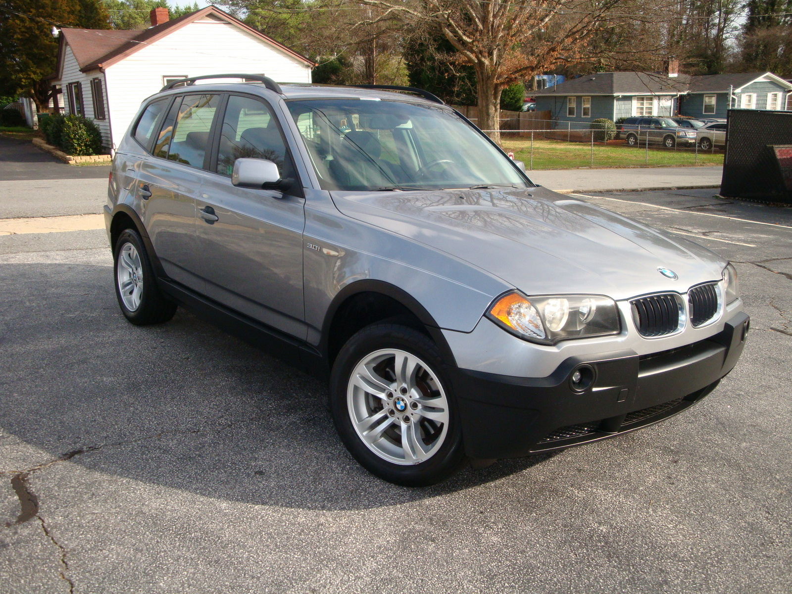 Picture Of 2005 Bmw X3 3 0i Exterior