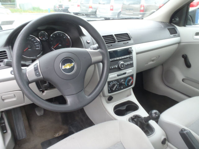 Perfect Picture Of 2010 Chevrolet Cobalt 1LT XFE Sedan FWD, Interior, Gallery_worthy Amazing Pictures