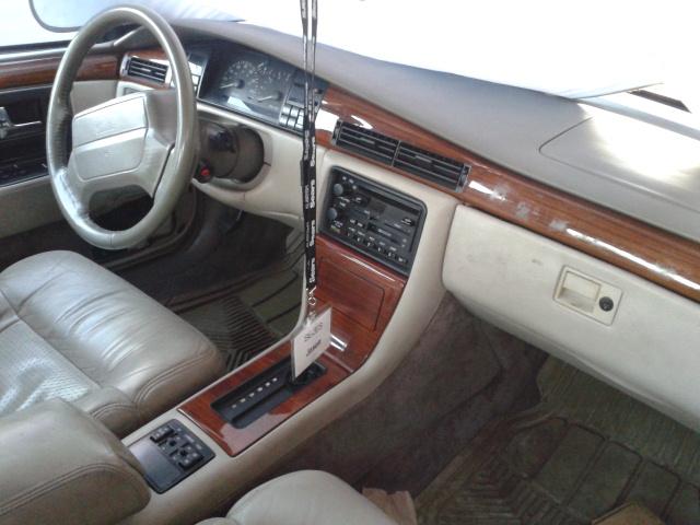 1996 Cadillac Fleetwood Brougham Specs 1996 Cadillac