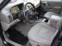2002 Jeep Grand Cherokee Laredo 4WD picture, interior
