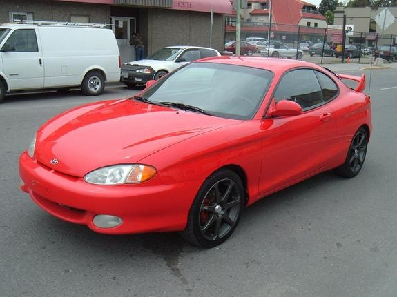 Picture of 1999 Hyundai Tiburon 2 Dr FX Hatchback