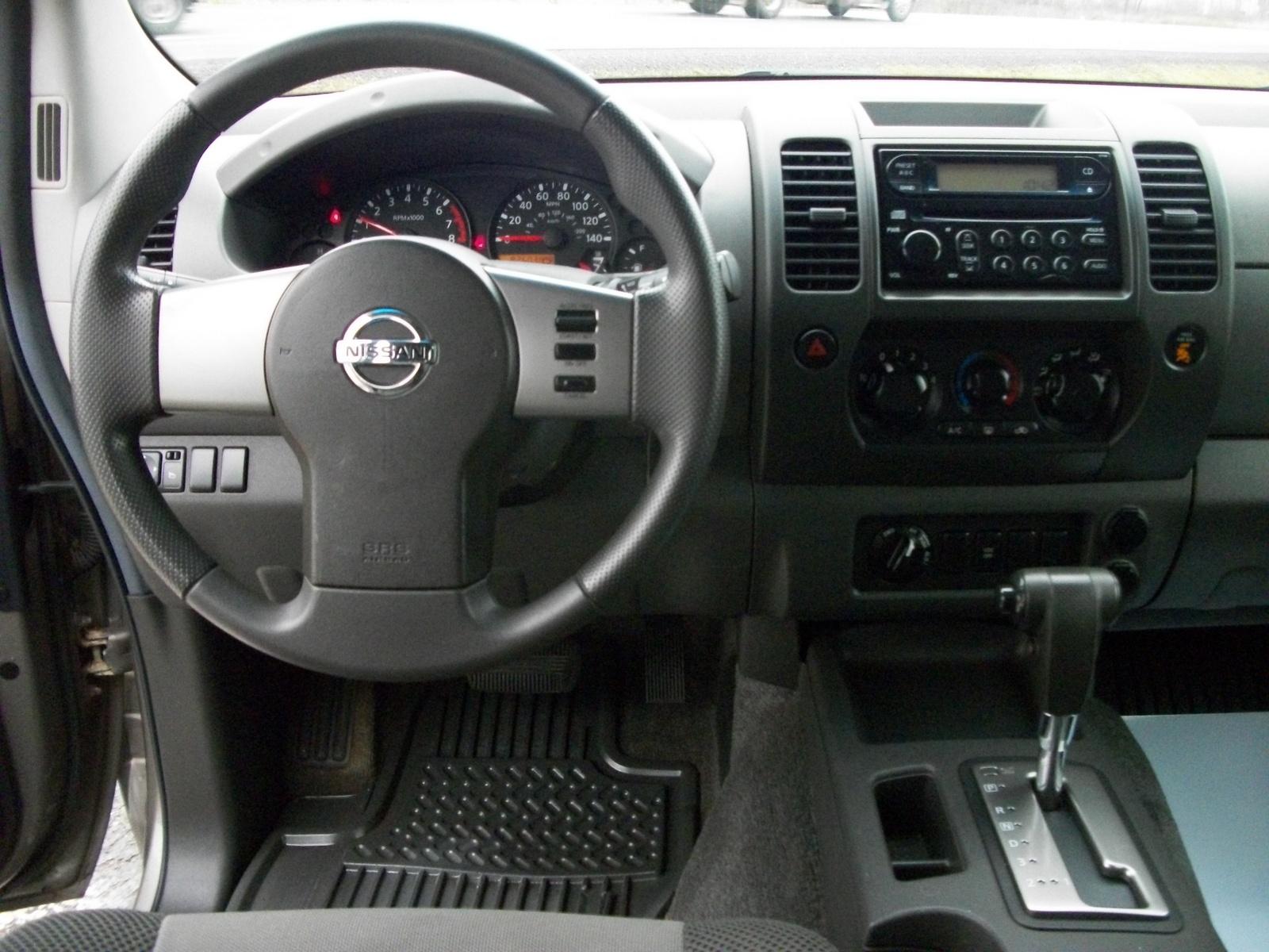 Nissan Xterra Dimensions 2005