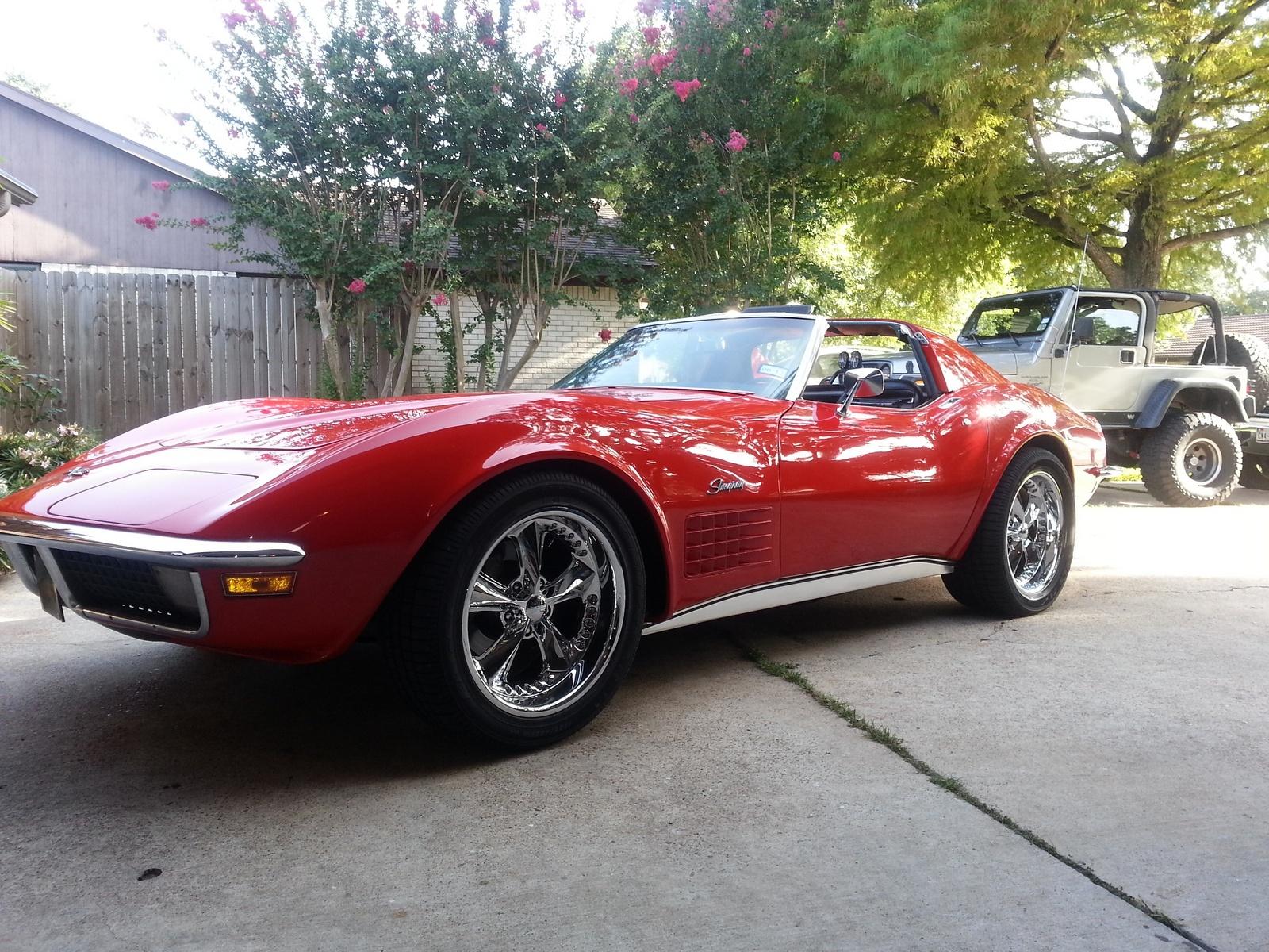1971 Chevrolet Corvette Pictures Cargurus