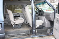 Picture of 1998 Ford E-350 XLT Club Wagon Passenger Van, interior