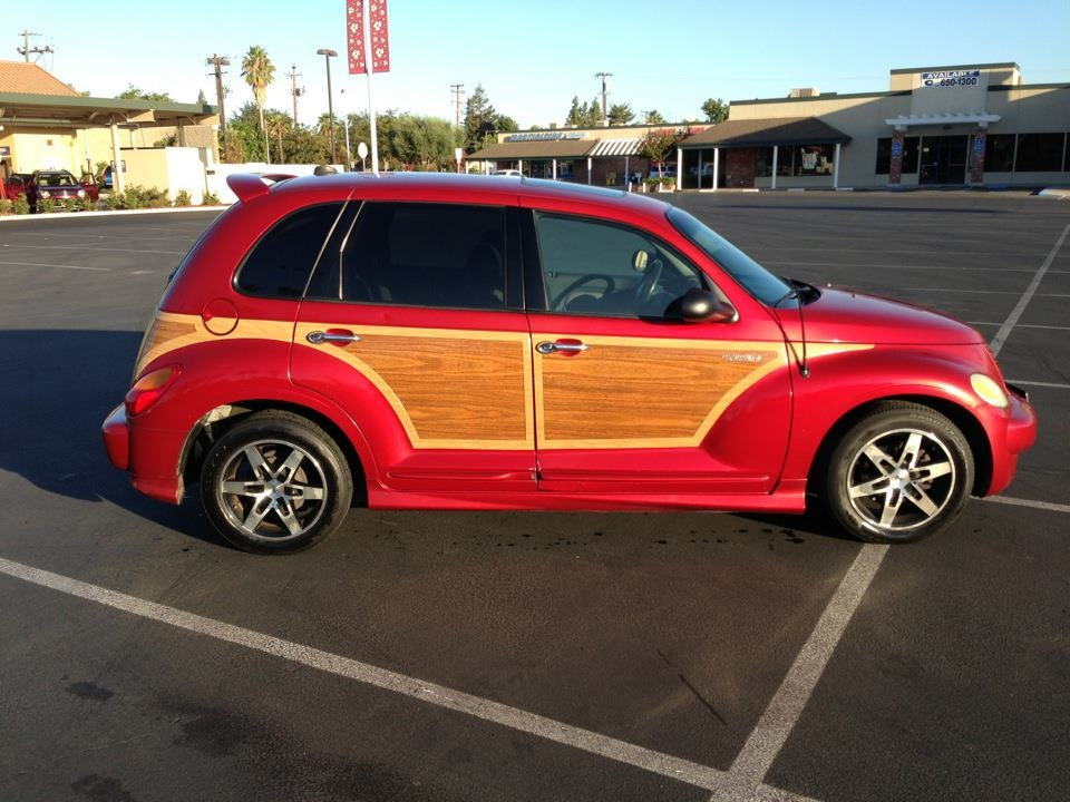 Pt Cruiser Problems >> Chrysler Pt Cruiser Questions I Was Looking To Purchase A 2003