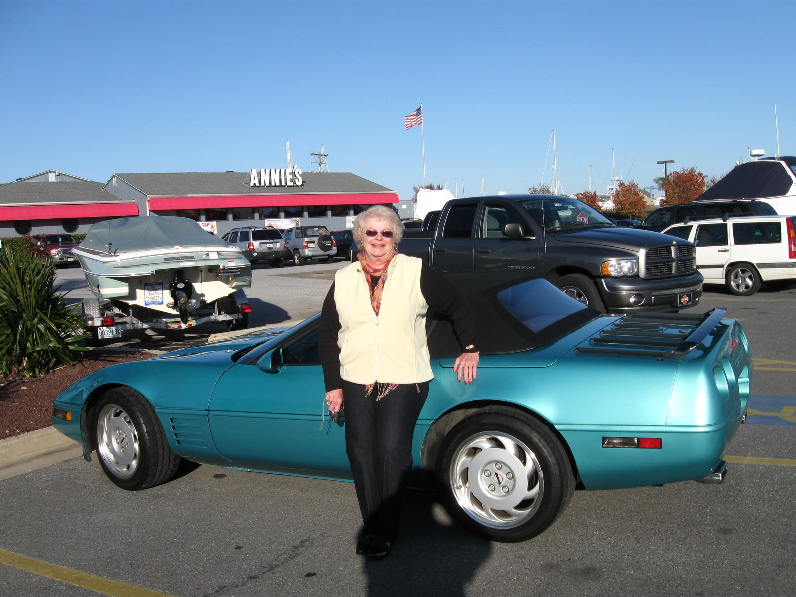 Picture of 1991 Chevrolet Corvette Convertible