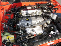 Picture of 1990 Mazda MX-6 2 Dr LX Coupe, engine