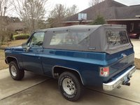 1974 Chevrolet Blazer Overview