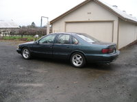 Picture of 1995 Chevrolet Impala 4 Dr SS Sedan, exterior, gallery_worthy