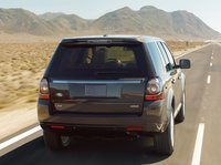 2013 Land Rover LR2, Back View., exterior, manufacturer, gallery_worthy