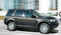2013 Land Rover LR2, Side View., manufacturer, exterior