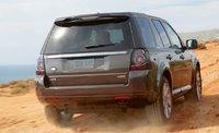 2013 Land Rover LR2, Back View., exterior, manufacturer