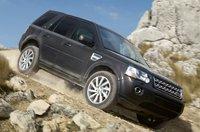 2013 Land Rover LR2, Front quarter view., exterior, manufacturer