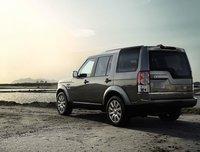 2013 Land Rover LR4, Back quarter view., exterior, manufacturer, gallery_worthy
