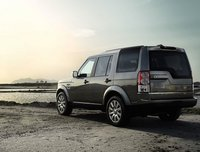 2013 Land Rover LR4, Back quarter view., manufacturer, exterior