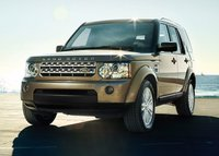 2013 Land Rover LR4, Front View., exterior, manufacturer