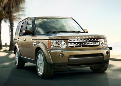2013 Land Rover LR4, Front quarter view., exterior, manufacturer