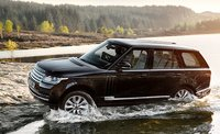 2013 Land Rover Range Rover, Side View., exterior, manufacturer
