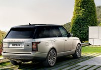 2013 Land Rover Range Rover, Back quarter view., exterior, manufacturer, gallery_worthy
