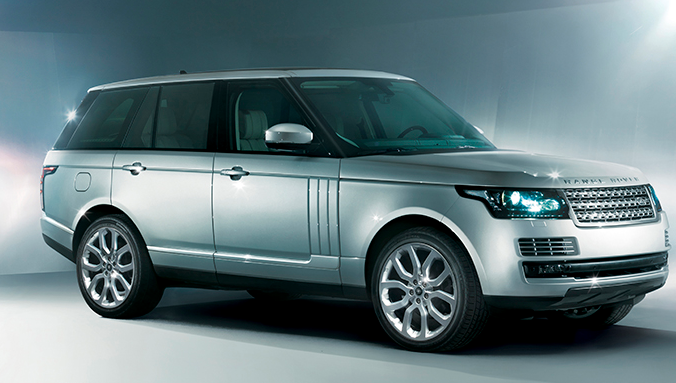 2013 Land Rover Range Rover, Front quarter view., exterior, manufacturer