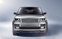 2013 Land Rover Range Rover, Front View., exterior, manufacturer