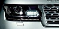 2013 Land Rover Range Rover, Grill., exterior, manufacturer