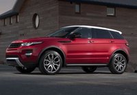 2013 Land Rover Range Rover Evoque, Side view copyright AOL Autos, manufacturer, exterior