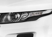 2013 Land Rover Range Rover Evoque, Headlight copyright AOL Autos., manufacturer, exterior