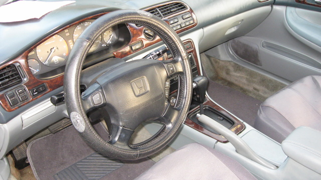 Picture of 1997 Honda Accord EX, interior