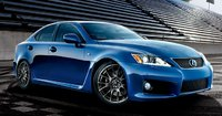 2013 Lexus IS F, Front quarter view., exterior, manufacturer