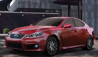 Lexus IS F Overview