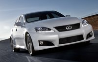 2013 Lexus IS F, Front View., exterior, manufacturer