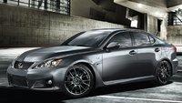 2013 Lexus IS F, Front quarter view., exterior, manufacturer
