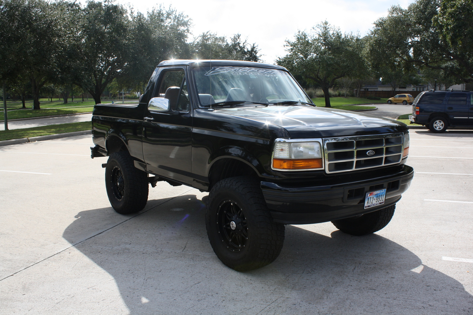 1996 Ford Bronco - Pictures