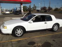 1990 Mercury Cougar 2 Dr XR7 Supercharged Coupe picture, exterior