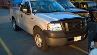 2006 Ford F-150 XL 2dr Regular Cab 4WD Styleside 6.5 ft. SB, Picture of 2006 Ford F-150 XL 2dr Regular Cab Styleside 6.5 ft. SB, exterior
