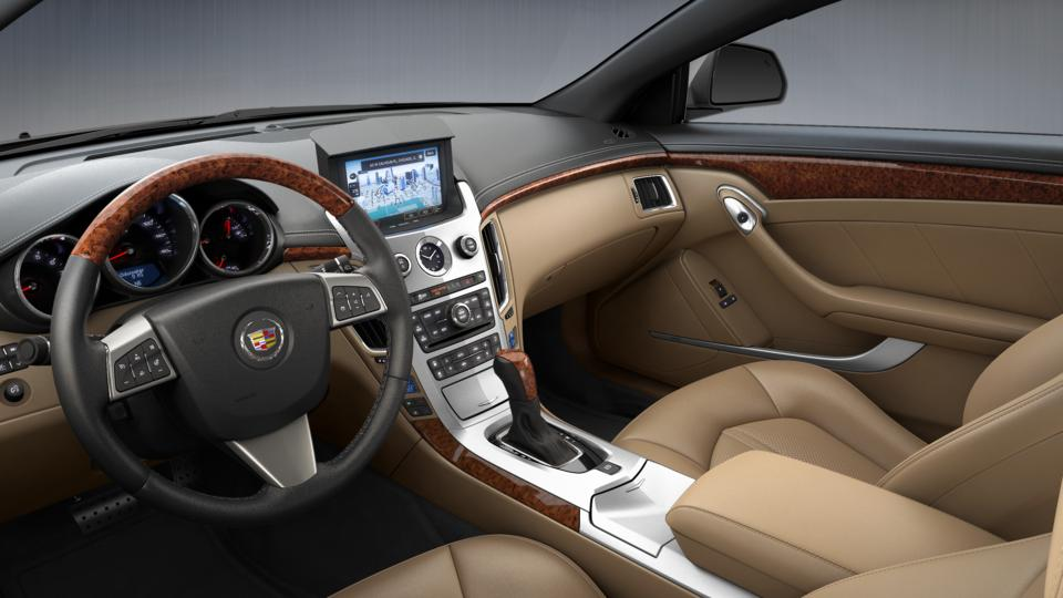 Picture Of 2012 Cadillac Cts Coupe Premium Interior