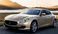 2013 Maserati Quattroporte, Front quarter view., exterior, manufacturer, gallery_worthy