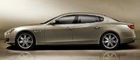 2013 Maserati Quattroporte, Side View., exterior, manufacturer