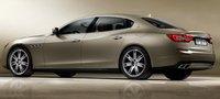2013 Maserati Quattroporte, Back quarter view., exterior, manufacturer
