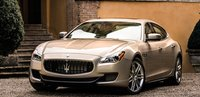 2013 Maserati Quattroporte, Front quarter view., exterior, manufacturer